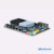 Qotom Mini PC board Q4200YG2-P with 4200U Processor (3M Cache, Haswell),6*COM, Dual LAN Ports,USB Ports,three Display