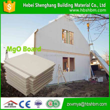 High Quality Fireproof Exterior Wall Panel Waterproof MgO Board