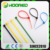 Online Shop China Flexible Soft Plastic Zip Binding Nylon /plastic covered Stainless Steel Cable Tie