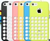Newest model silicone phone case for iphone 5c/5s with various colors