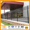 Australia market cheap wrought ornamental iron fence designs