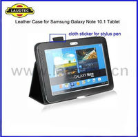 Galaxy Note 10.1 Case Cover,Stand Leather Case for Samsung Galaxy Note 10.1 inch,Laudtec