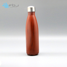 Cheap Hot Sale sublimation stainless steel bottles filter with custom printing logo aluminum water coke bottle