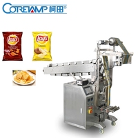 Automatic Shrimp Chips Sachet Packing Machine For Small Business