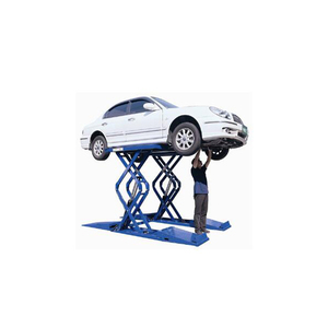 Ground mounting 3ton car lift outdoor