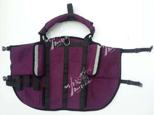 Warm Multi-functional purple dog carrier Pet product