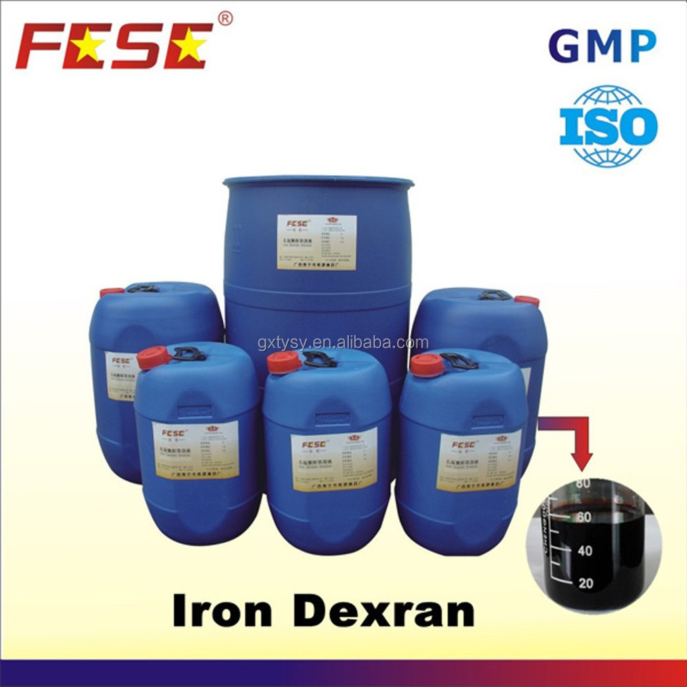 highest ferric iron dextran promote growth increase immunity system for 2015