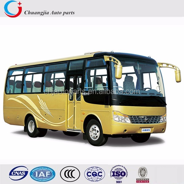 Yutong Brand Medium Size 7.5m 32seaters Travel Bus Prices