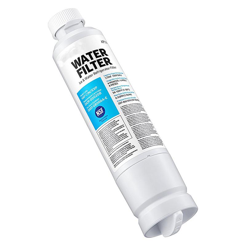 super september replacement water filter for samsung da29 00020b