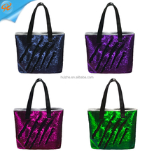 Bling Fashionable large Shoping Bag Sequin Mermaid Tote Bag