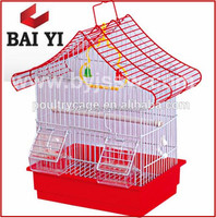 Chinese Decorative Metal Bird Cage Design With Stand Cheap Sale