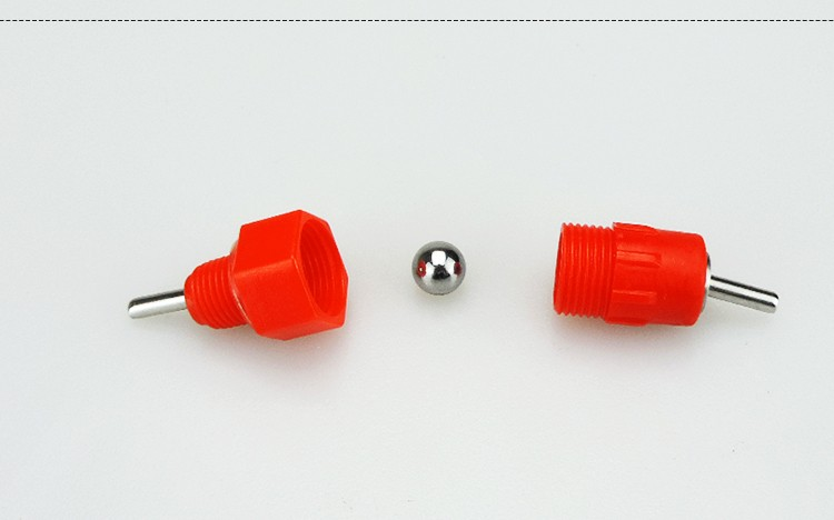 Hot selling automatic steel ball poultry water nipple drinker for chicken