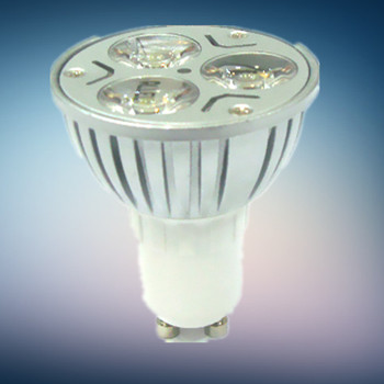 2014 new products led spot light 3w mr16 gu10 in china