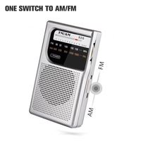 Portable 1-8 12 world band radio high sensitivity receiver, multi band radio receivers