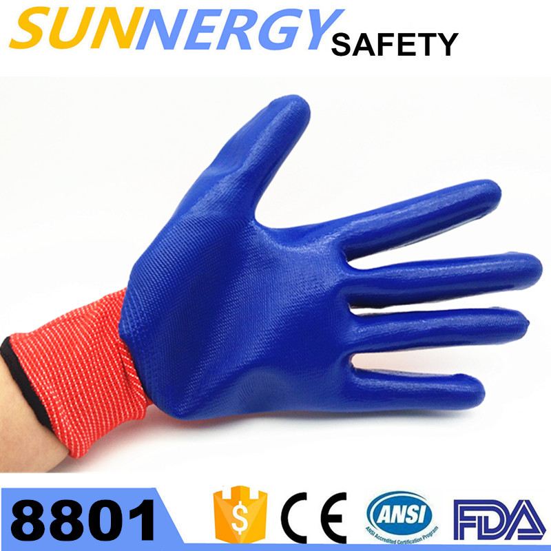 safety gloves bbq american working heat resistant hand protection