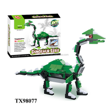 lightweight children dinosaur building blocks