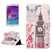 Hot Products Creative Designs Leather phone case for Samsung Galaxy Note 5 Edge with Card Slots