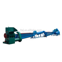 Alibaba Golden China Supplier Pet Bottle Recycling Machine Waste Plastic Crushing And Washing Machine