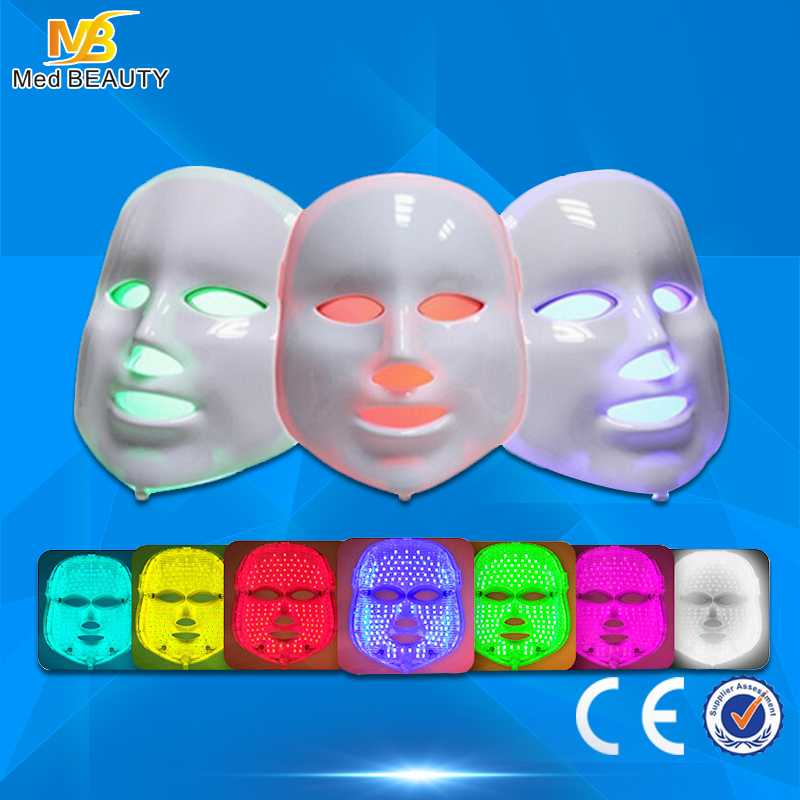 wholesale electric face mask pdt led skin rejuvenation