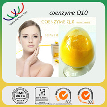 2017 hot sales Anti-aging cosmetic raw material whitening skin coenzyme q10