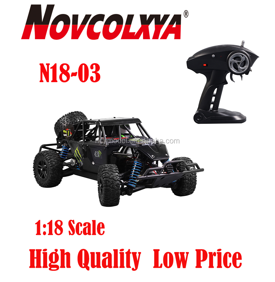 New toys best 4wd rc buggy 1:18 scale 2.4g top rc race cars