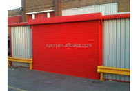 Alibaba China Supplier Safety Color Steel Roller Shutters