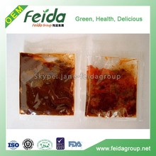 seafood/beef/chicken/chop seasoning sauce packets of instant noodle