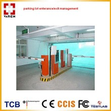 10 meters long range UHF RFID vehicle access control car parking management