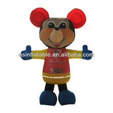 inflatable cartoon 2m inflatable cartoon mickey mouse for advertising