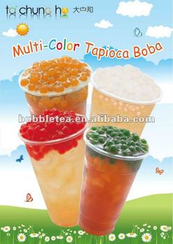 1kg 2.2 TachunGhO Red Color Boba