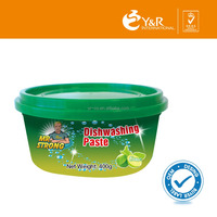 high efficiency economic dishwashing paste detergent