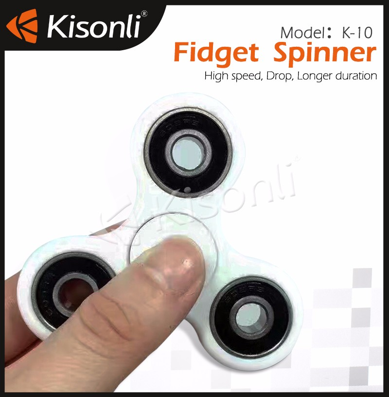 EDC Mixed Ceramic Hand Spinner/Anti Stress Fidget Spinner With 608 Ceramic Ball Bearings