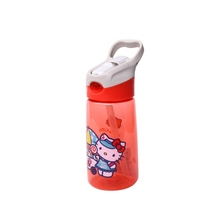 Quality Primacy Custom Plastic Sport 450 ml/600ml/800ml Recyclable School Children Water Bottle