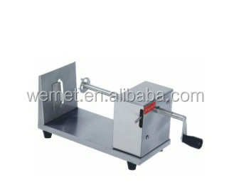 Twist potato machine / Manual potato spiral cutter