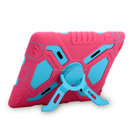 waste rugs for ipad mini, kids friendly silicone flip case cover for ipad mini