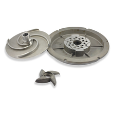 Precision casting metal precision casting impeller stainless steel investment casting
