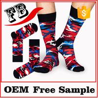 wholesale custom sock 100% merino wool sock stripe sock