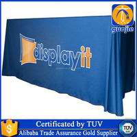 decorative table covers,happy birthday table cloth banner