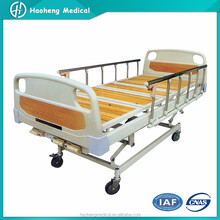 Hot!! Three Crank Manual Nursing Home Bed