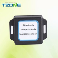Perishable food storage usage temperature bluetooth transmitter/monitoring/data logger