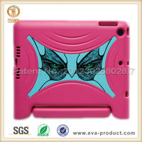 Unique Pattern Stand Support Case for iPad Air, For New iPad EVA Case