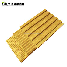 High Quality Bamboo Wall Panel China for House, Size can be Customized 3d Wall Panel Bamboo