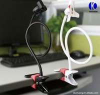DC Goose Neck Lazy Holder For Ipad/Iphone/Car/Office