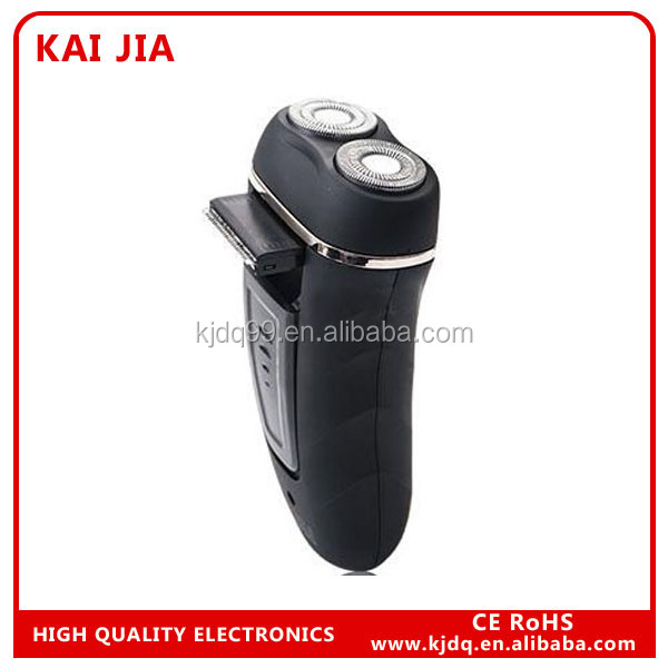2027 Professional Rotary 2 heads Rechargeable Electric Men's Shaver