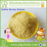 High Quality Gelatin Food Grade Edible