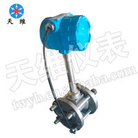 High temperature flow meter for air and water