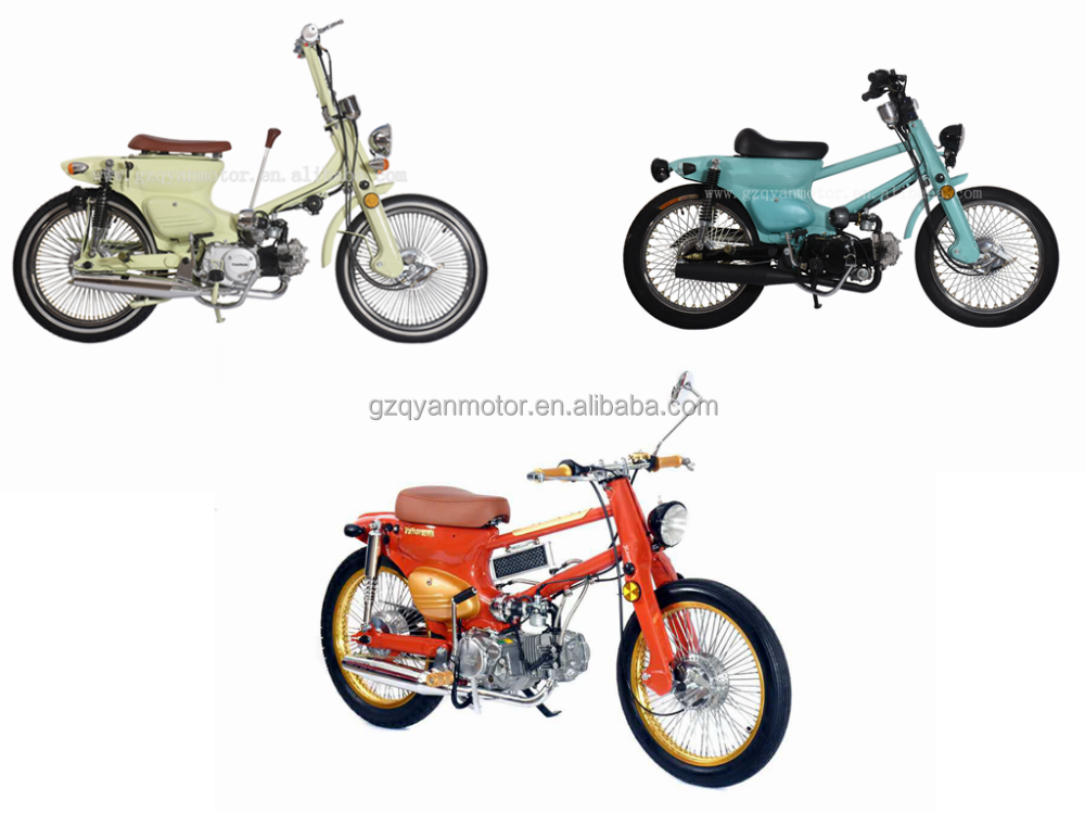 Chinese New design motorcycle gas 125cc classic motorbike
