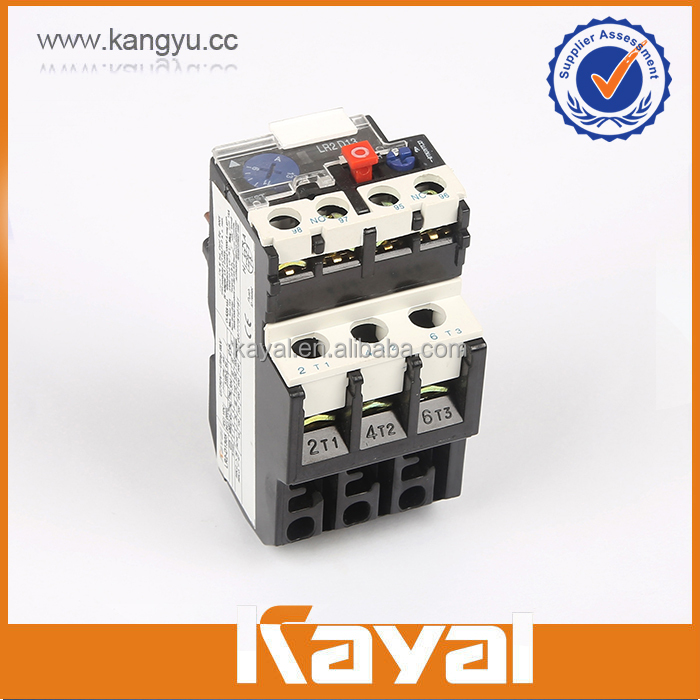 Hot selling OEM lr2 d13 thermal overload relay