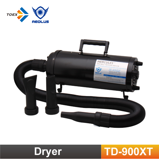 TD-900XT New Double Motor Hair Dryer Pet Air Force Dryer Dog Grooming Dryers