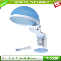 3328 2 in 1hair spa steamer/hair steamer hood dryer